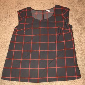 Women's Merona from Target size Large blouse